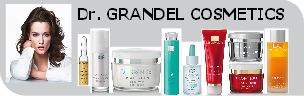 Dr. Grandel natural skincare products
