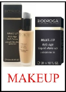 Biodroga Soft Focus Anti-Age Liquid Make Up With Filler Effect – The Anti-Age Liquid Make-up SPF 20 (medium protection) is a conditioning foundation with very good coverage and excellent staying power.
