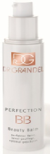 Dr. Grandel PERFECTION BB Beauty Balm. Gives skin perfecting coverage. Calms and hides blemishes. Camouflages fine lines and wrinkles.